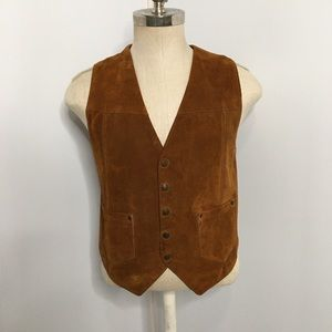 Leather Vest- Halloween